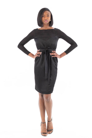 Black Semi-Formal Dress
