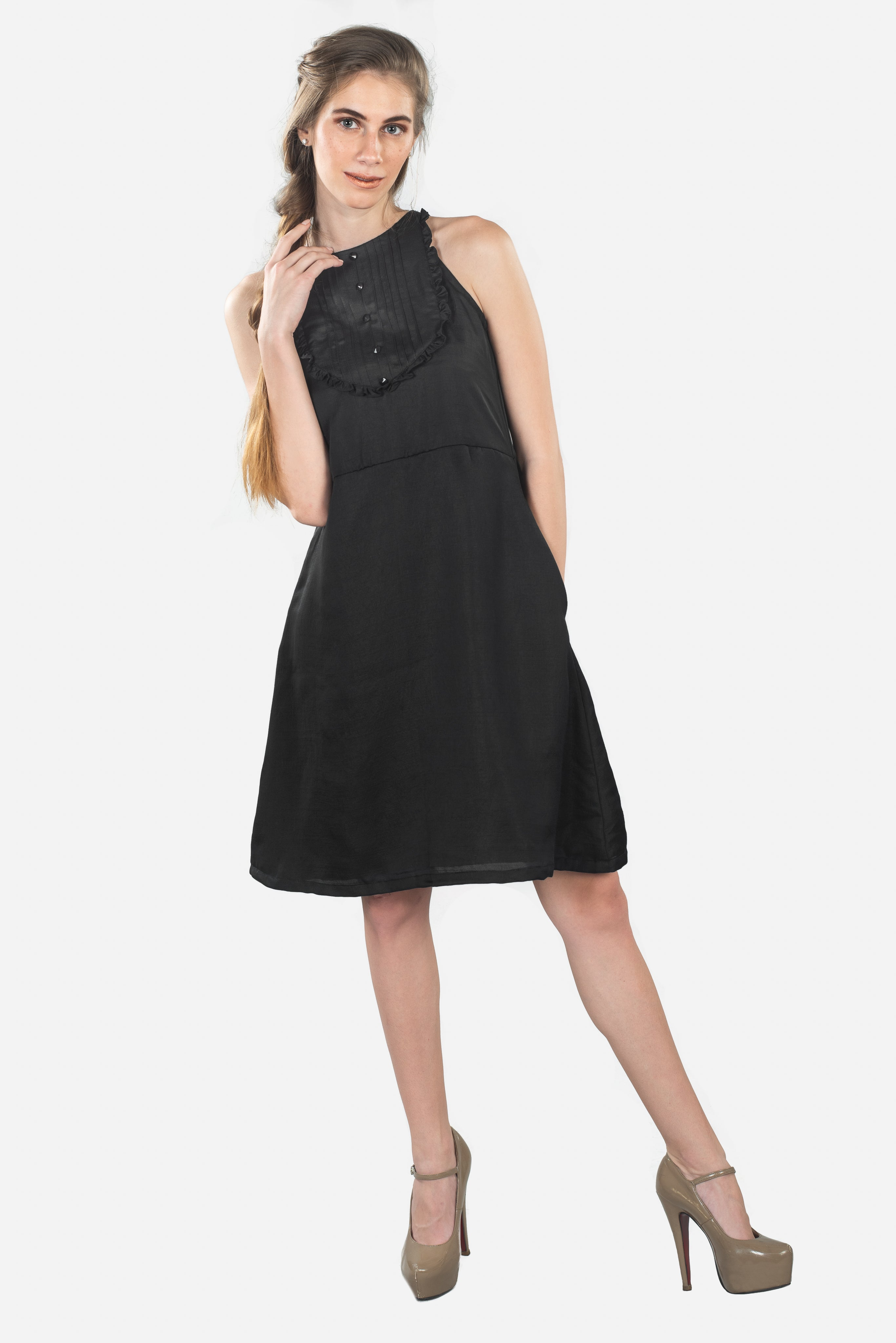 Women's black dress with pockets, formal evening wear, sexy dress, evening dress, party outfit, party dress, elegant #dresseswithpockets #blackdresseswithpockets #blackdress #dresses #dressesforwomen #beautifulblackdress #prettyblackdress #perfectlittleblackdress #womensblackdress #blackdressforwomen #eveningwear #sexydress #partydressesforwomen #elegantdress #specialoccasiondress  #sexyblackdresses  #blackcocktaildress #eveningdressformal