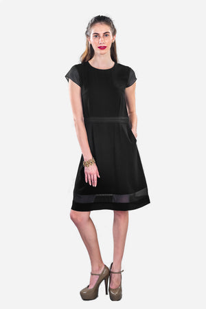 special occasion dress, women's little black dress with pockets, dress with pockets, formal dress, semi-formal black dress, party wear, evening wear #dresseswithpockets #blackdresseswithpockets #blackdress #formaldresses #dresses #dressesforwomen #classydress #classyblackdress #beautifulblackdress #darkdress #prettyblackdress #blackdresseswithpockets #elegantdress #perfectlittleblackdress #womensblackdress