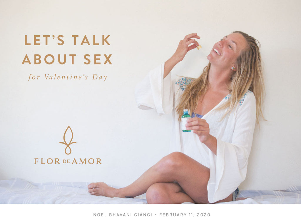 Lets Talk About Sex. Damiana is Pleasure enhancing and Libido enhancing.  Elevating your passion, be sex positive!