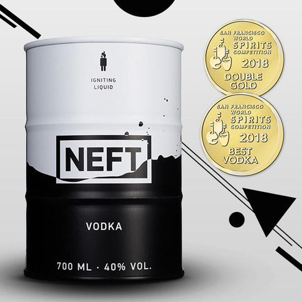 NEFT Vodka 0,7 l