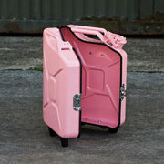 Kanister-Trolley Pink