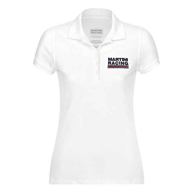 MARTINI RACING Poloshirt Damen