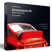 Adventskalender RS 911 Carrera RS 2.7