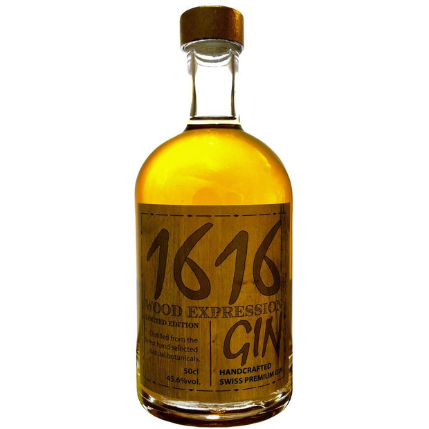 Gin 1616 Wood Expression