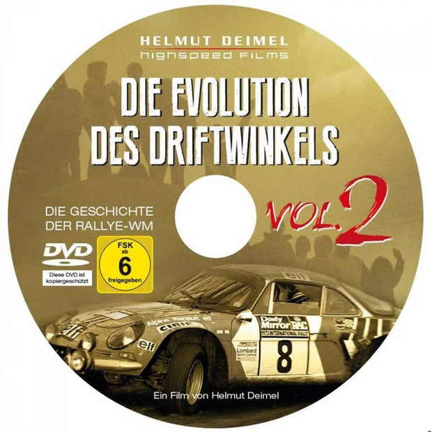 Die Evolution des Driftwinkels, Volume 1+2