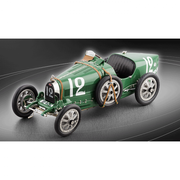 Modellauto Bugatti T35 Nation Color Project - England, 1924, CMC
