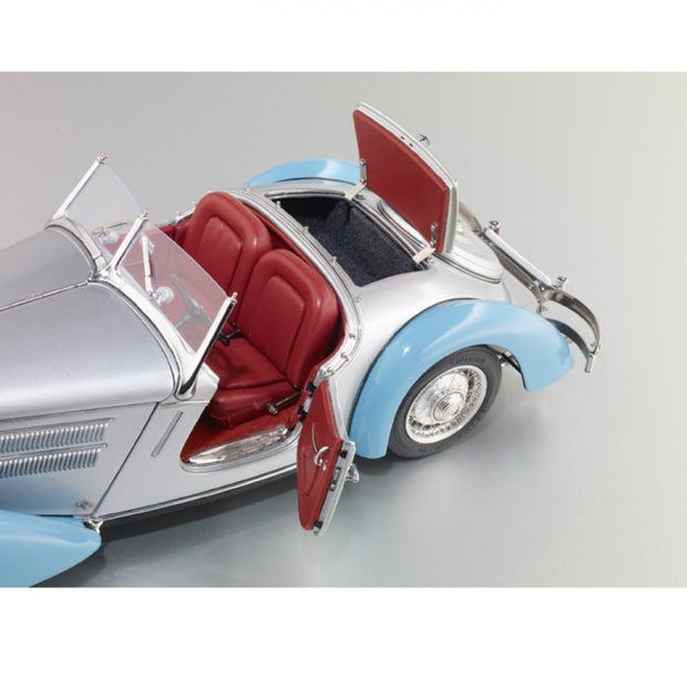 Modellauto Audi 225 Front Roadster, 1935 (rot/weiß), CMC