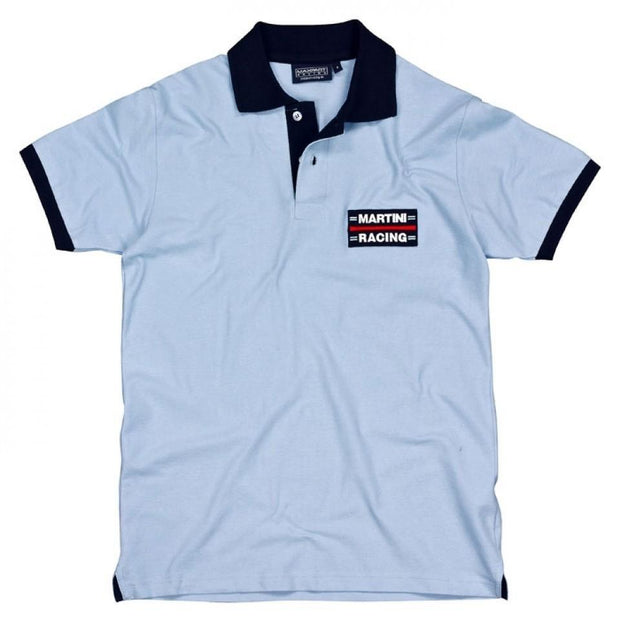 MARTINI RACING 1970s Poloshirt