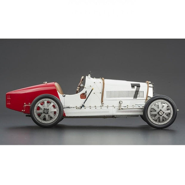 Modellauto Bugatti T35 Nation Color Project - Polen, 1924, CMC
