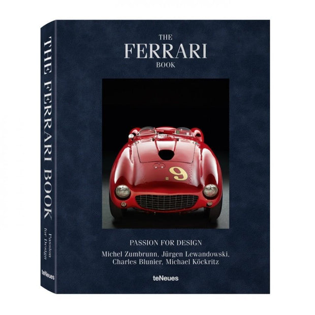 The Ferrari Book - Passion for Design