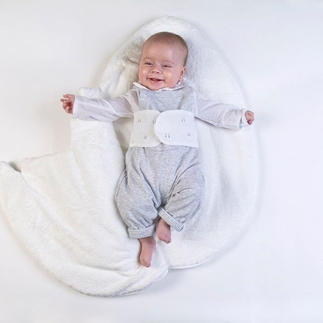 Egg Shape Sleeping Bag for New Born, Sleepwear - Hug Hug Baby