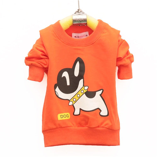 Cartoon Dog Jumper 6-24M, Hoodies & Jumpers - Hug Hug Baby