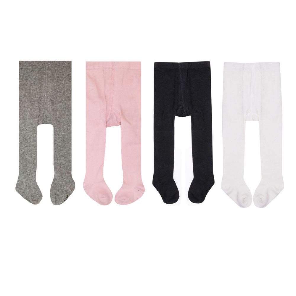 4pc/lot Knitted Cotton Tights 0-24M, Leggings & Stockings - Hug Hug Baby