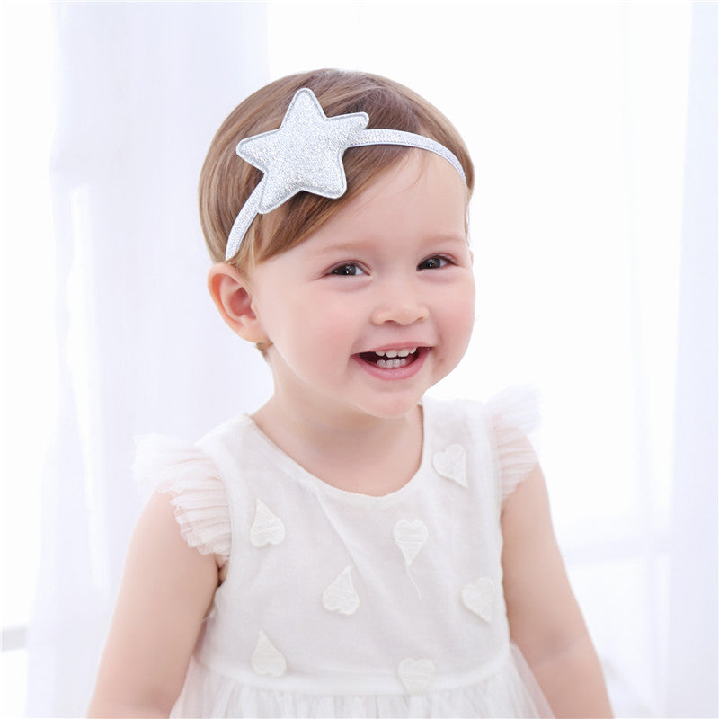 Glitter Star Hairband, Headwear - Hug Hug Baby