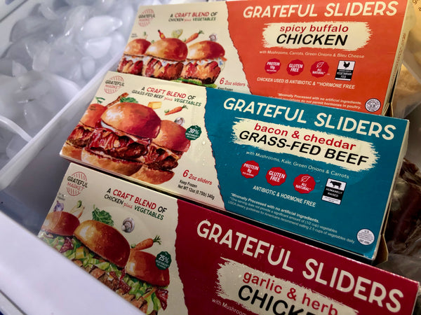 Grateful Sliders Variety 6 Pack - Create Your Own!