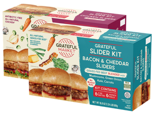 Grateful Slider Kit: Combo Pack! (2 Pack)