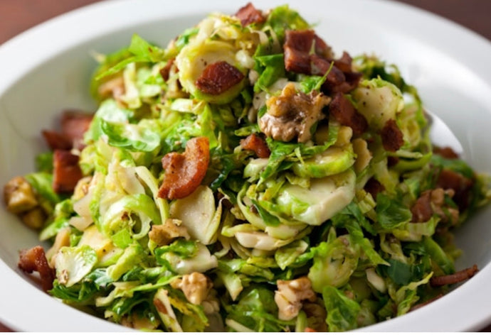 Brussel sprouts love them or hate them, they have amazing health benefits