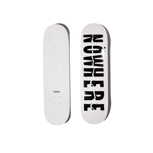 LOGO DECK (WHITE)