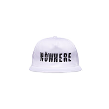 Load image into Gallery viewer, LOGO 5-PANEL HAT (WHITE)