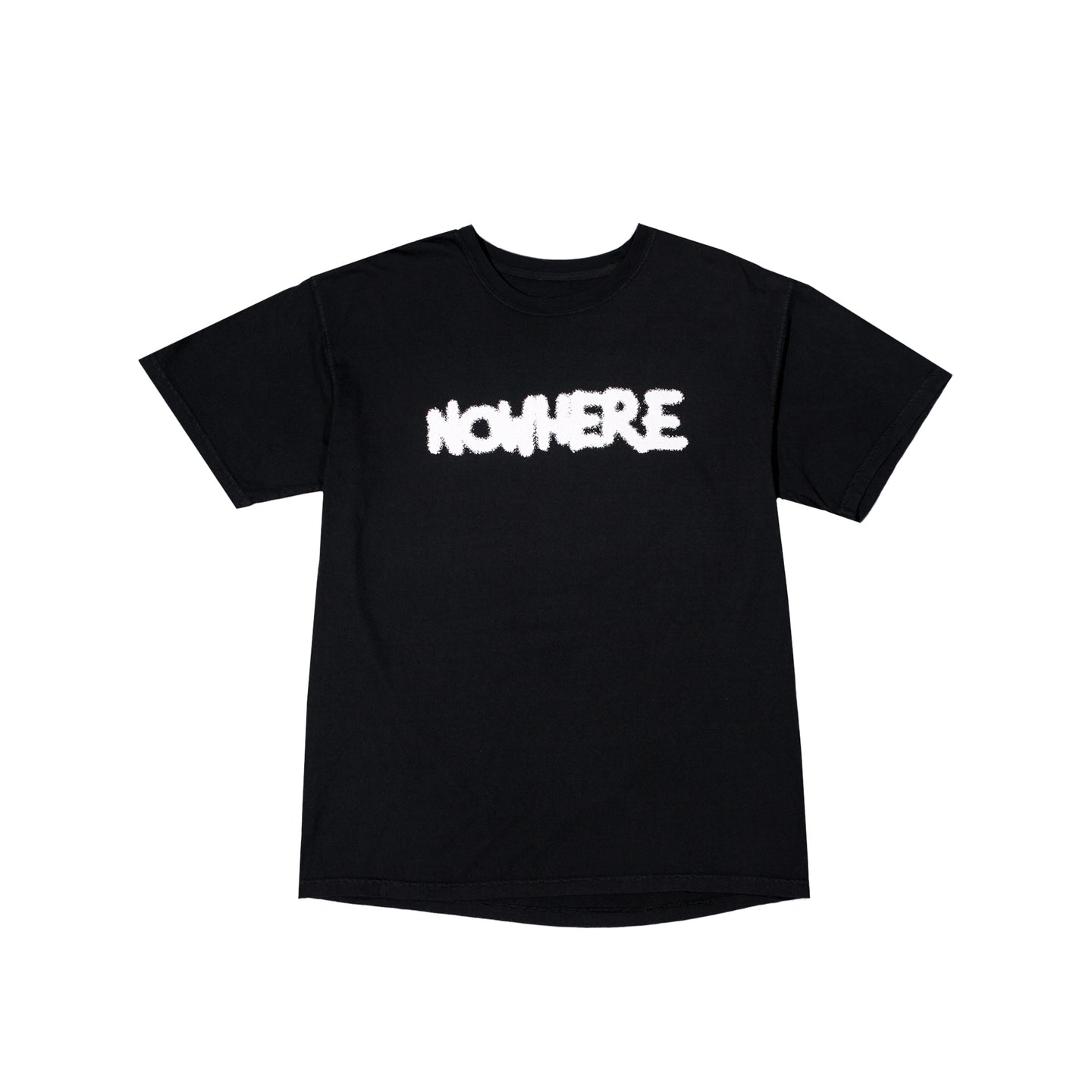 SPRAY T-SHIRT (BLACK)
