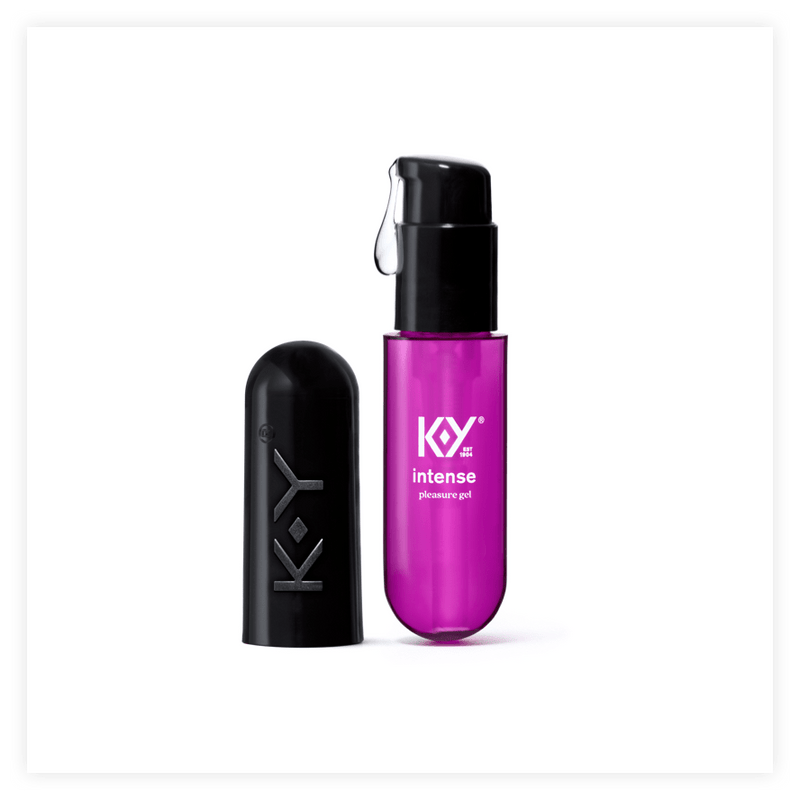 K-Y Intense Pleasure Gel Lube