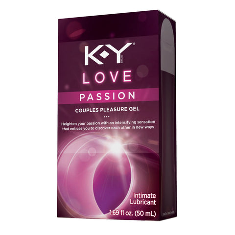 K-Y® LOVE Passion Pleasure Gel