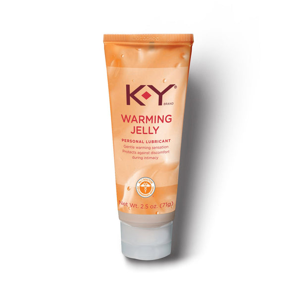 K-Y Warming Jelly Personal Lube