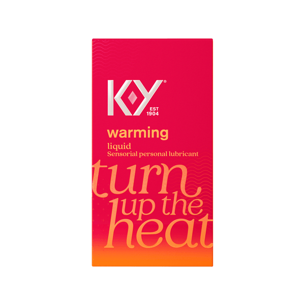 K-Y Warming Liquid Personal Lube