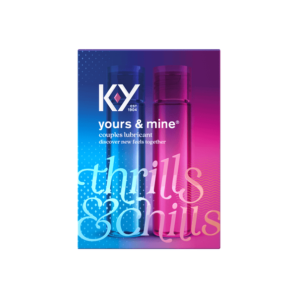 K-Y Yours & Mine Couples Lube