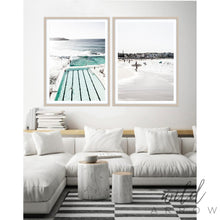 Load image into Gallery viewer, Bondi Icebergs I Photographic
