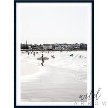 Load image into Gallery viewer, Bondi Surfers I Photographic