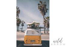 Load image into Gallery viewer, Kombi Van A1 (59.4Cm X 84.1Cm) / Colour Photographic