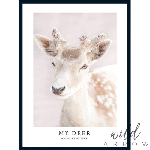 My Deer - Pink Kids & Nursery