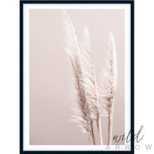 Load image into Gallery viewer, Pampas On Pink Photographic