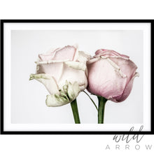 Load image into Gallery viewer, Rose Pair Photographic
