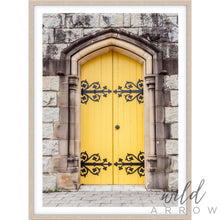 Load image into Gallery viewer, Yellow Door Photographic