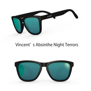 グダ— / goodr / サングラス / 【OGs】ランニングサングラス /【OGs】 Running Sunglasses【Vincent's Absinthe Night-Terrors】