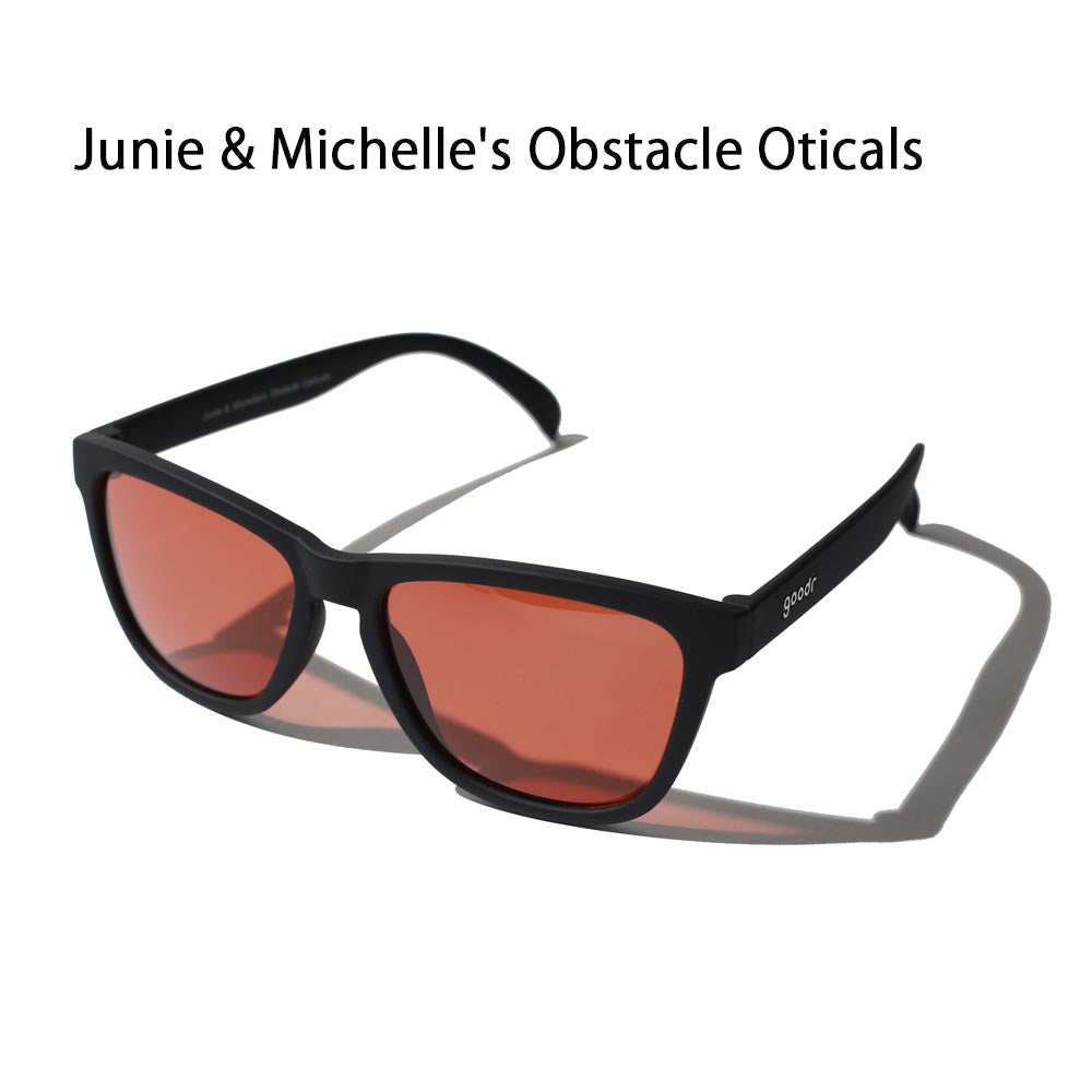 グダ— / goodr / サングラス / 【OGs】ランニングサングラス /【OGs】 Running Sunglasses【Junie & Michelle's Obstacle Opticals】