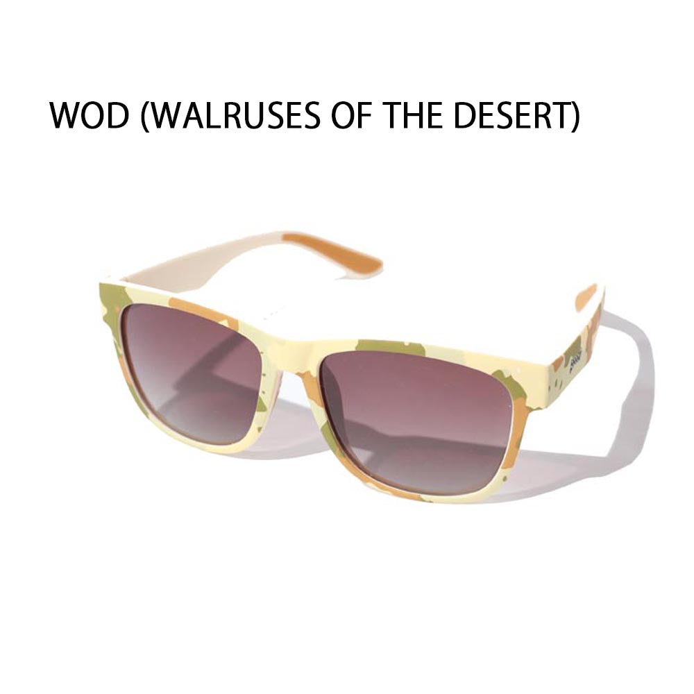 グダ— / goodr / サングラス / 【BFGs】ランニングサングラス /【BFGs】 Running Sunglasses【WOD (Walruses Of The Desert)】