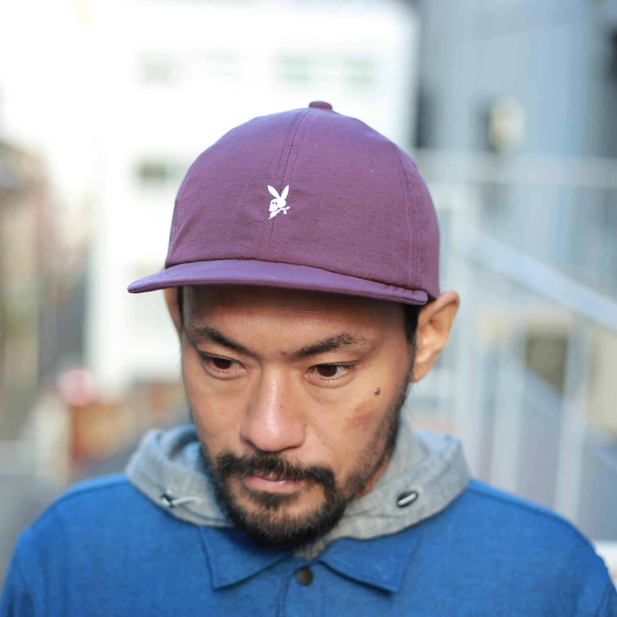 "This is my sportswear x Velo Spica / キャップ / TIMS 005 This is my cap(Answer4 ver. ""ドクロウサギ"")"