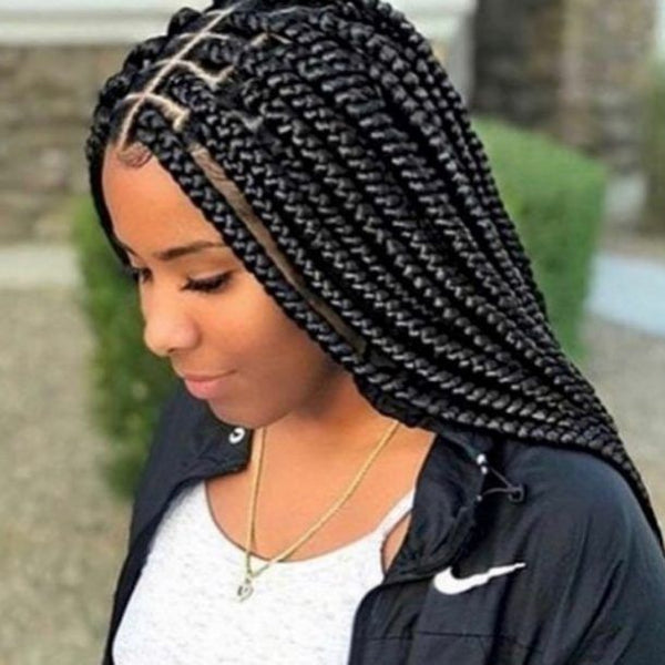 Kanekalon Fiber Braiding Hair