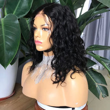 "Load image into Gallery viewer, 12"" Bodywave Lace Wig"