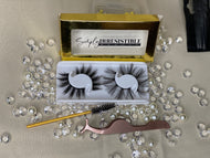 Siberian Mink Lashes- Double Pack