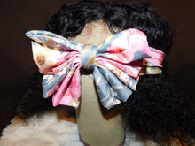 Load image into Gallery viewer, Pink & Orange Flowers Headband