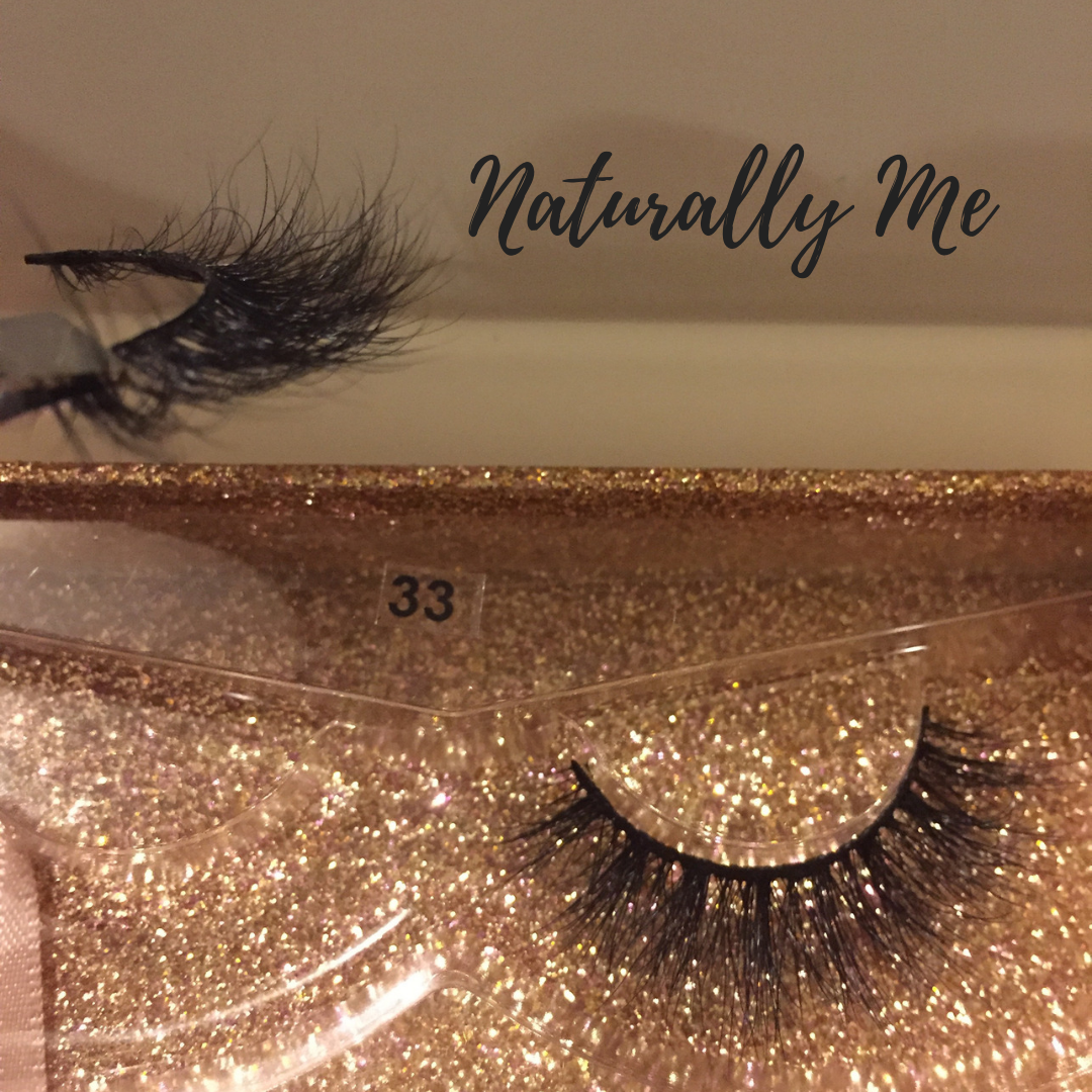 Mink Lashes: Naturally Me