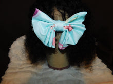 Load image into Gallery viewer, Blue butterfly Headband