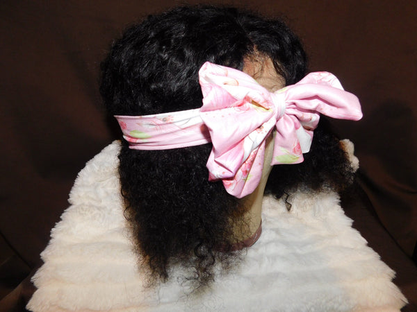 Pink Unicorns Headband