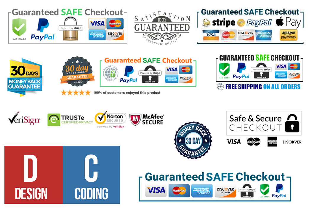 Add Security/Trust Badges To Your Shopify Store