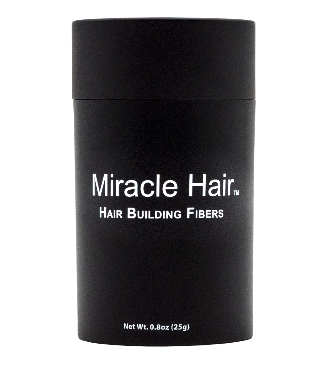 Miracle Hair® Hair Building Fibers (30-60 Day Supply)